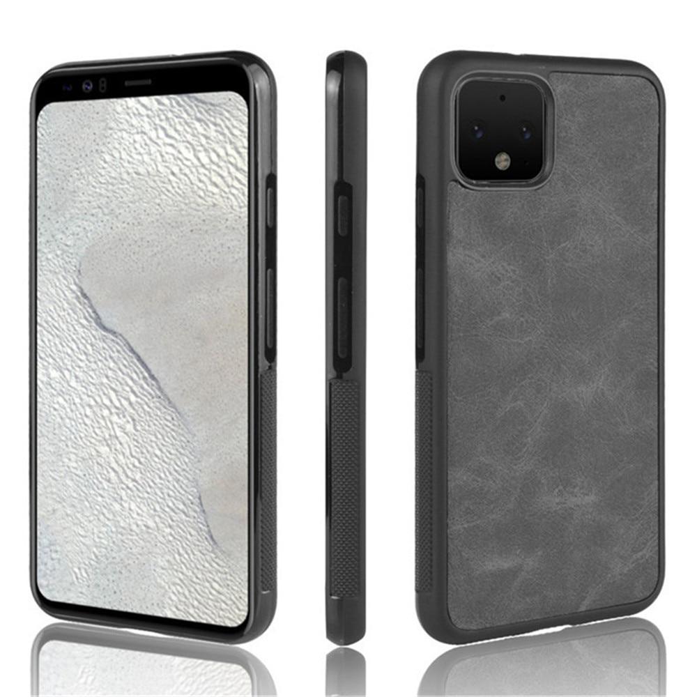 For Google Pixel 4 / Google Pixel 4 XL Case Luxury PU Leather Hard Back Cover Case For Google Pixel4 4XL Pixel4xl Phone Cases