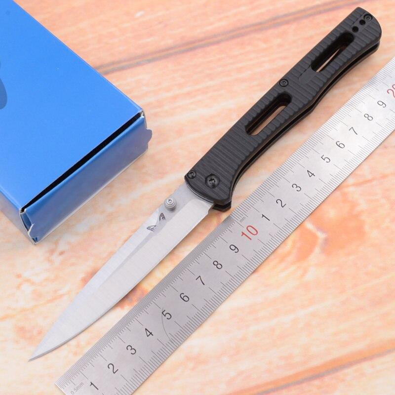 JUFULE OEM 417 нейлон волокно ручка Mark S30v Лезвие Складной Карманный выживания EDC инструмент для походов и охоты Утилита открытый кухонный нож