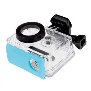 Image 4 - Orsda Onderwater Duiken Waterdichte Case Voor Xiaomi Yi 1 Sport Camera Waterdichte Beschermhoes Box Voor Xiaomi Yi 1 Actie Camera