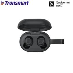New Version Tronsmart Spunky Beat APTX TWS Earphones App Control Bluetooth 5.0 Wireless QualcommChip CVC8.0 IPX5 Waterproof