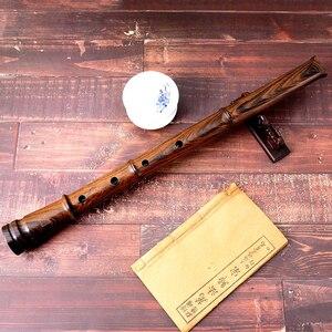 Image 4 - בעבודת יד rosewood יפן סגנון חליל כלי נגינה כלי נשיפה D מפתח שאקוהאצ י לא Xiao לא Dizi
