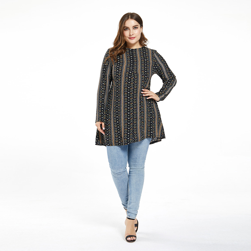 Plus Size Arabic Abaya Turkey Islamic Pakistani Muslim Hijab Dress Women Vestidos Ramadan Caftan Marocain Musulman Clothing image