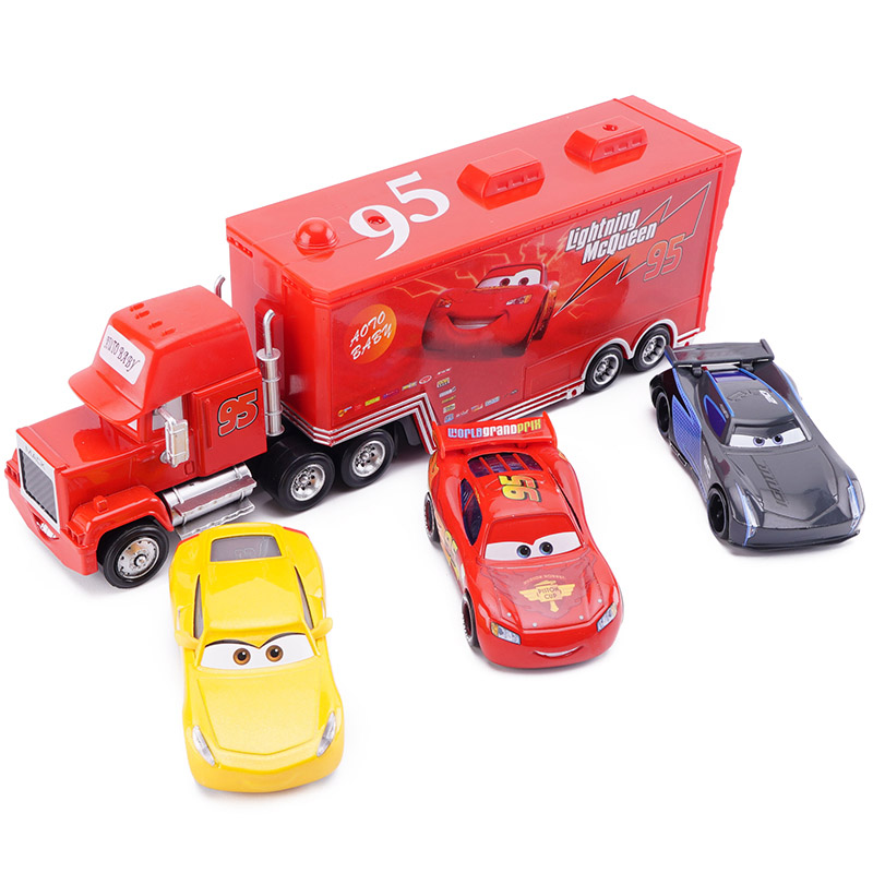 3 Cars and 1 Truck