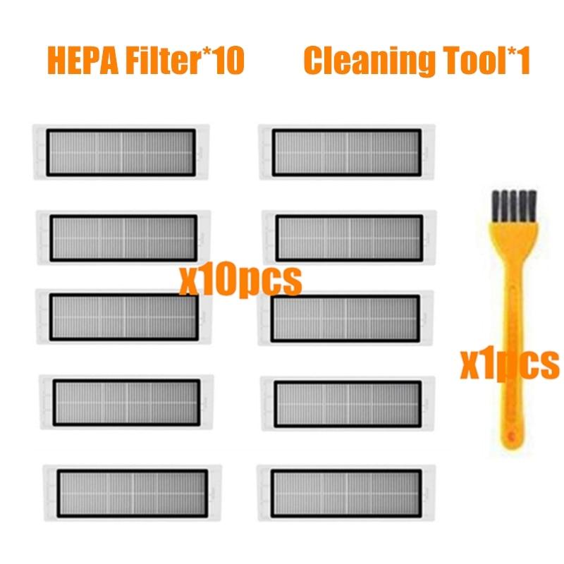 Replacement Accessories for Xiaomi Mi Robot Roborock Series Vacuum Cleaner Bj
