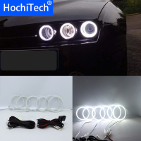 Super Bright White Color Light SMD LED Angel Eyes daytime running light DRL for Alfa Romeo 159 2005 2011 Car Styling