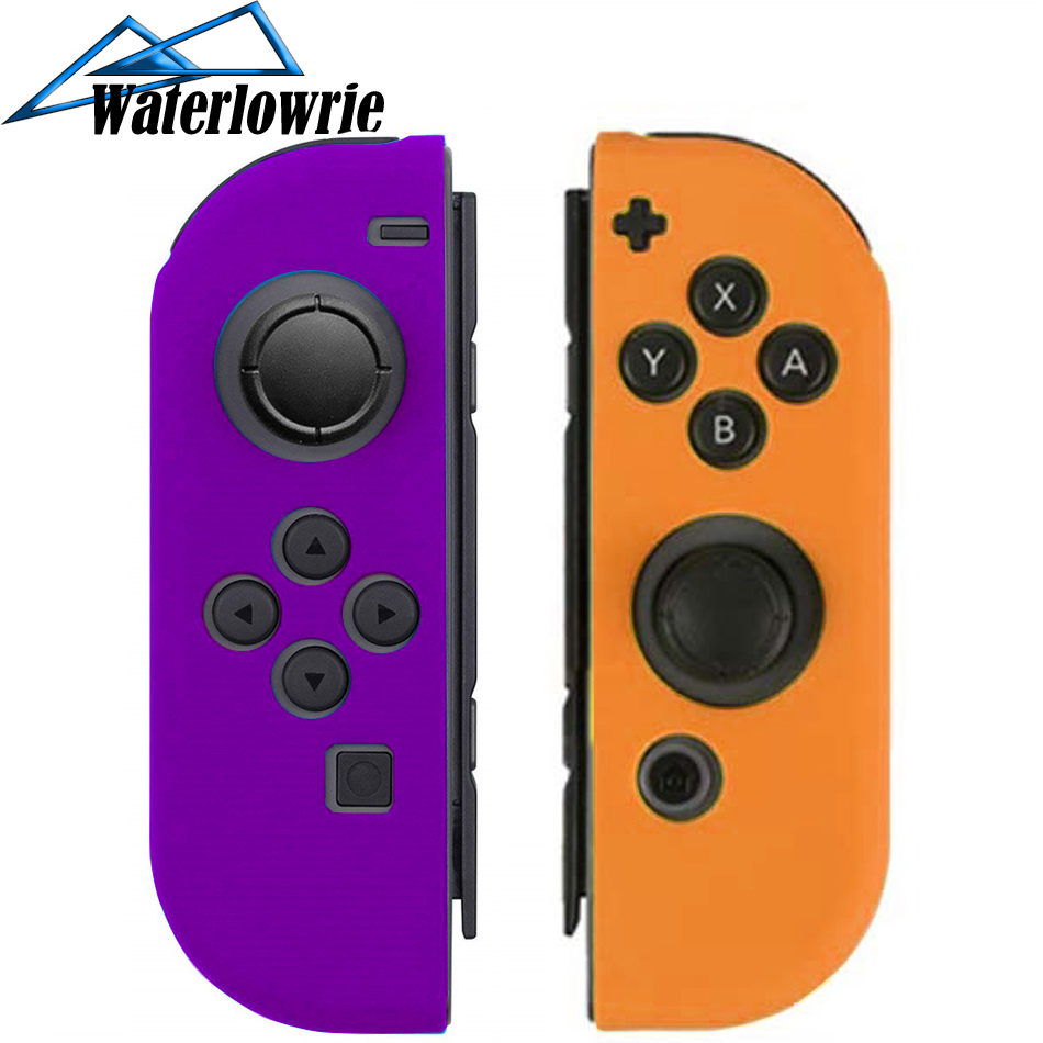 Silicone Protection Skin Case for Nintendo Nintend Switch JOY CON Cover for Nintendoswitch NS Joycon Controller Accessories(China)
