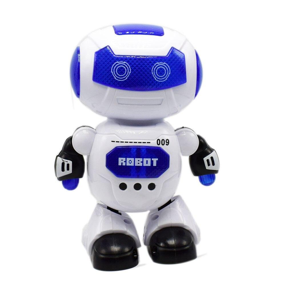 Electric Colorful Light Music Dance Swing Robot Children's Toy Supermarket Street Night Market Supply