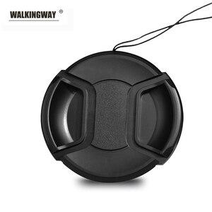 Image 1 - Walkingway Lens Cap Holder 43/49/52/55/58/62/67/72/77/82mm Center Pinch Snap on Cap Cover Lens Cap Protective Lens Protector