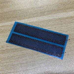 Image 5 - IVYUEEN 1 para dla konsola nintendo Switch odporny na kurz netto naklejki dla nintendo Switch tylna obudowa w lewo i w prawo sieci chłodzenia