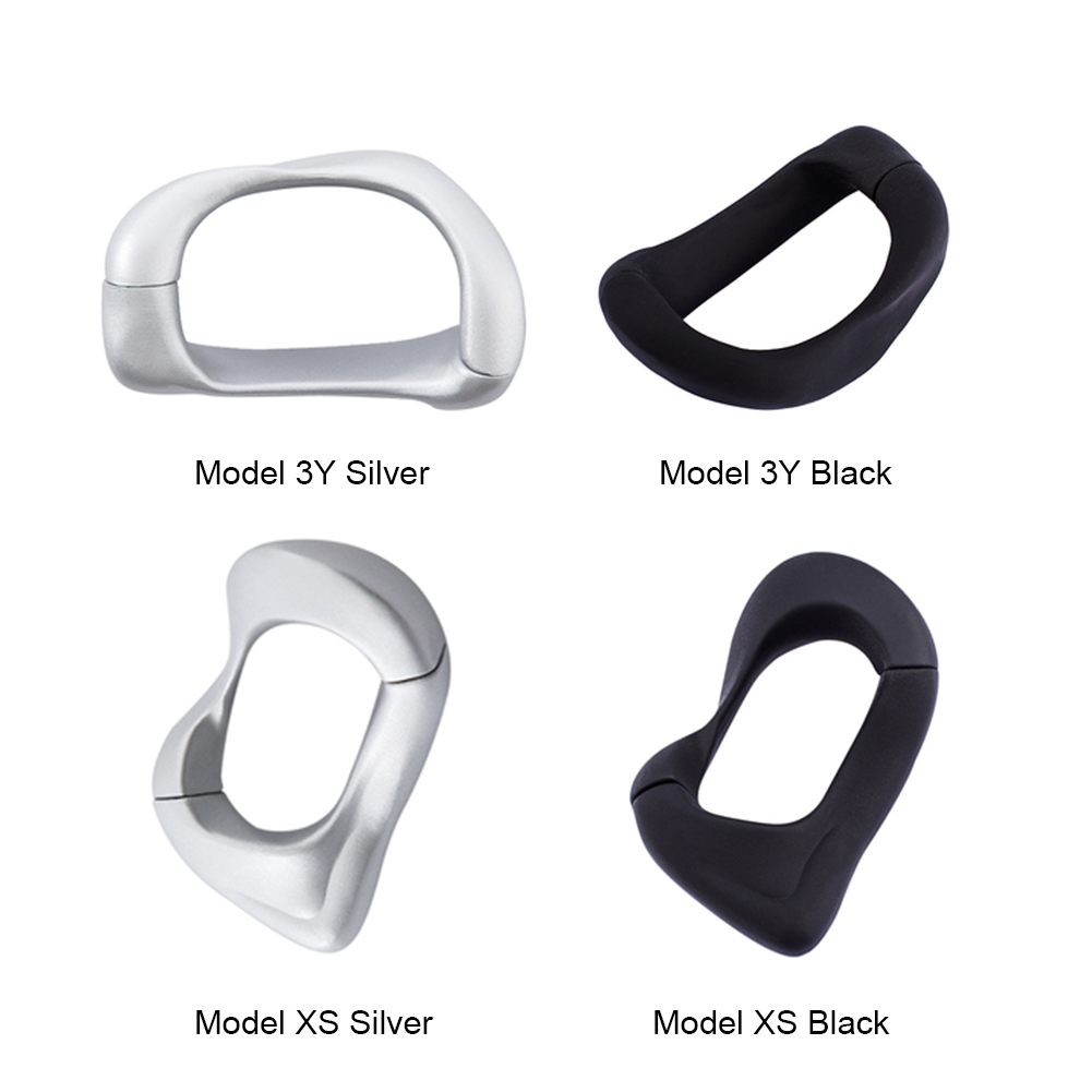 AUTO-Tesla Steering Wheel Booster Auto Steering Wheel Auxiliary Booster Car Assisted Driving AP Aid Control Handle Model 3 Y X S