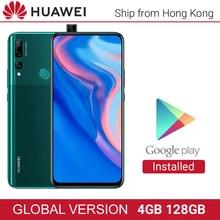 Huawei cámara Triple Y9 Prime 2019, versión Global, 4GB, 128GB, 16MP, 4000mAh