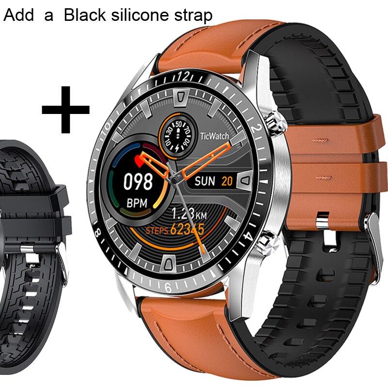 Bn leather add black