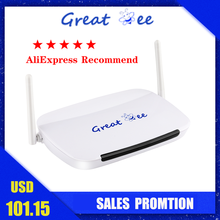 Great Bee 2020 newest tv receiver iptv box for great bee ara