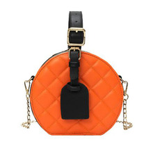 New 2019 Summer Fashion Women Small Bag Brand Purses And Handbags High-quality PU Leather Chain  Women Shoulder Messenger Bags
