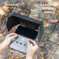 Cynova-mando a distancia para RC-N1, cubierta de Monitor para DJI Mavic Air 2 /2S Mini 2, accesorios para reducir la interferencia de la luz solar