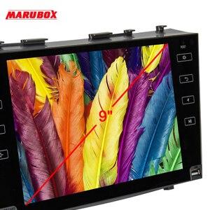 Image 5 - MARUBOX עבור טויוטה קאמרי 2006 2012 רכב מולטימדיה נגן אנדרואיד 10.0 GPS רכב רדיו אודיו אוטומטי 8 ליבות 64G, IPS, DSP KD9617
