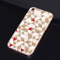 case iphone 5 Geometric Marble Case for Apple iphone 11 Pro X XS Max XR 7 8 6 6S Plus + 5 S SE 5C Silicone Carcasa Phone Coque Cover (3)