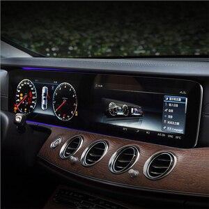 Image 3 - Auto Digitale Instrumentl Audio Stereo Voor Mercedes Benz Mb E Klasse W213 S213 2016 ~ 2020 Dubbele 10.25 Inch Originele stijl Dashboard