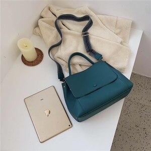 Image 4 - Totes Bags Women Large Capacity Handbags Women PU Shoulder Messenger Bag Female Retro Daily Totes Lady Elegant Handbags