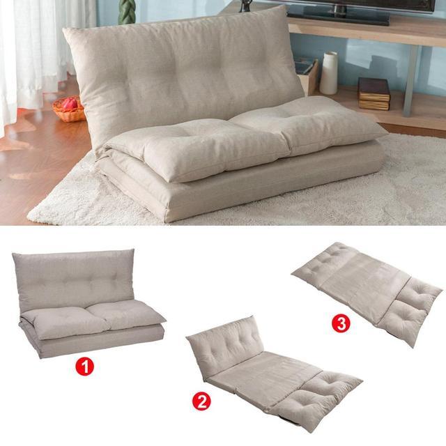 Купить регулируемая ткань диван складной кровать шезлонг кресло для картинки
