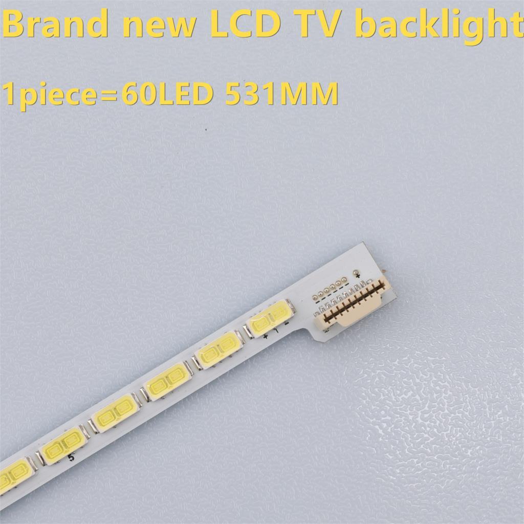 42 Inch LED Backlight Lamp Strip For LED42X8000PD 6920L-0001C LE42A70W LC420EUN 6922L-0016A 6916L-0912A 0815A 60-LEDs 531mm
