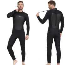 KOMAY New 3MM thickened wetsuit one-piece long-sleeved diving suit waterproof warm swimming diving suit new scr neoprene 3mm camouflage one piece diving suit surf suit warm waterproof wetsuit for male size s xxl