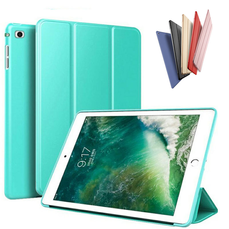SUREHIN Soft cover for apple <font><b>ipad</b></font> 2018 <font><b>2017</b></font> <font><b>9.7</b></font> 10.2 <font><b>Pro</b></font> 10.5 11 2020 case green blue gold silicone cover for <font><b>iPad</b></font> 2018 <font><b>9.7</b></font> case image
