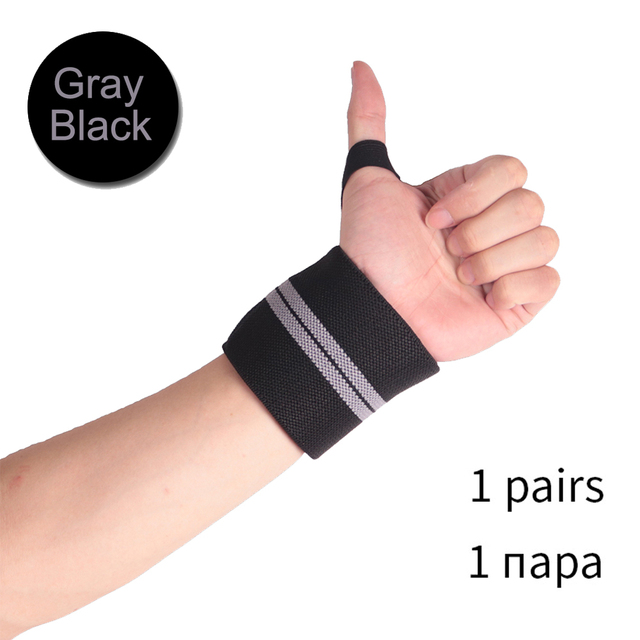 Breathable Wristband Elastic Wrist Wraps Bandages Training Hand Protection