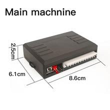 Entrada sem chave/abertura de controle remoto bloqueio central/desbloqueio/prompt audio-visual/abertura de inicialização remota