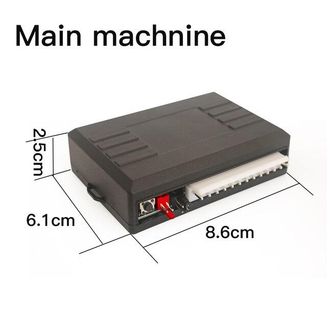 Keyless entry / remote control opening central lock locking / unlocking / audio visual prompt / remote boot opening|Burglar Alarm|   -