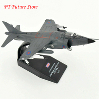 In Stock For Fans Gifts 1/72 Scale Aircraft Airplane 1982 BAE Sea Harrier FRS MK I Fighter Model Toy for Collectons