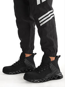 Work-Shoes EVA Steel-Toe Breathable Waterproof New Non-Slip Four-Season SRA