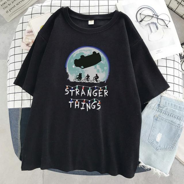 STRANGER THINGS THEMED T-SHIRT (11 VARIAN)