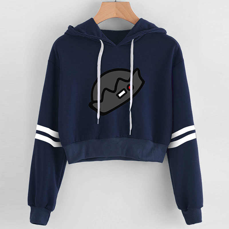 2019 Riverdale Surrounding Hooded Sweatshirt women Brand Lumbar belly Hoodie Sports fitness clothes womens trend tops