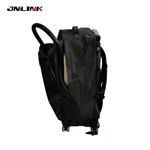 Portable 50w backpack laser rust cleaning machine 1000w fiber laser cleaning machine(China)