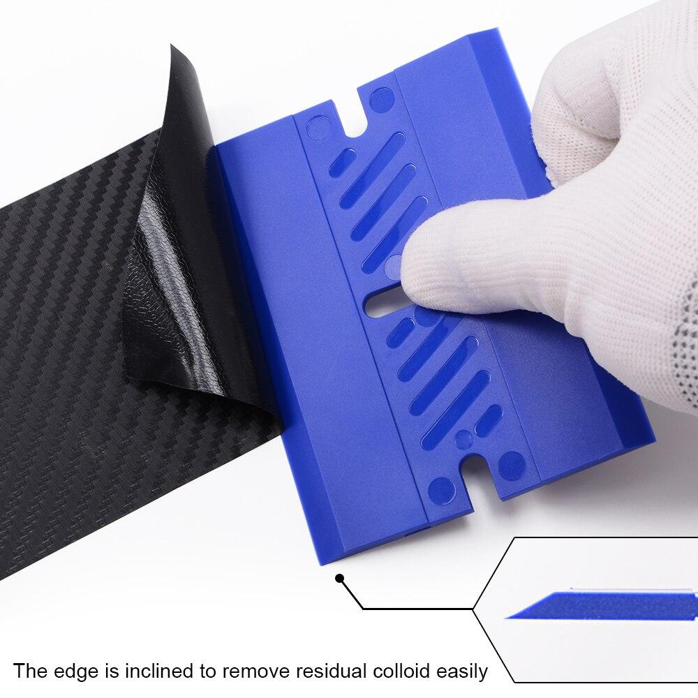 Foshio углеродное волокно виниловая упаковка автомобильные товары