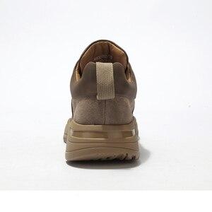 Image 4 - Ботинки мужские из натуральной кожи, амортизирующие и матовые