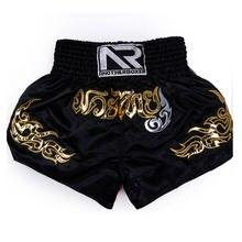 Muay Thai-pantalones cortos para hombre y mujer, Boxeo, Kick Boxing, Tiger, MMa, Fitness, gimnasio, bañadores, Bjj, entrenamiento, Lucha, Crossfit, 4XL