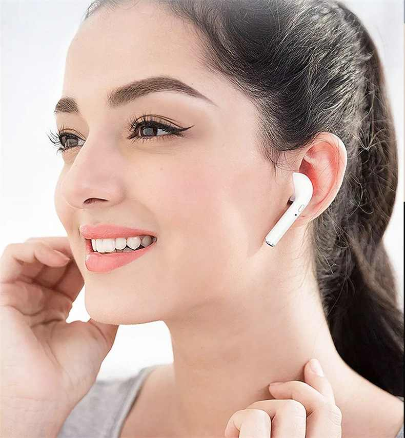 I9S TWS auriculares inalámbricos Bluetooth 5,0 Binaural auricular para llamadas con caja de carga auriculares estéreo para todos los teléfonos