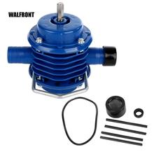 125*107*78.6mm el matkap pompası kendinden emişli santrifüj pompa ev küçük pompalama el elektrikli matkap su pompası
