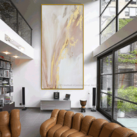 Wall art paintings for living room wall modern pictures for home design oil painting on canvas gold handmade abstract vintage