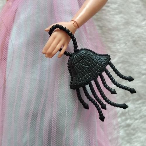 Doll Accessories Bags / Handbag Purse Bags for 1/6 barbie kurhn FR Blythe doll / Xmas Gift 8