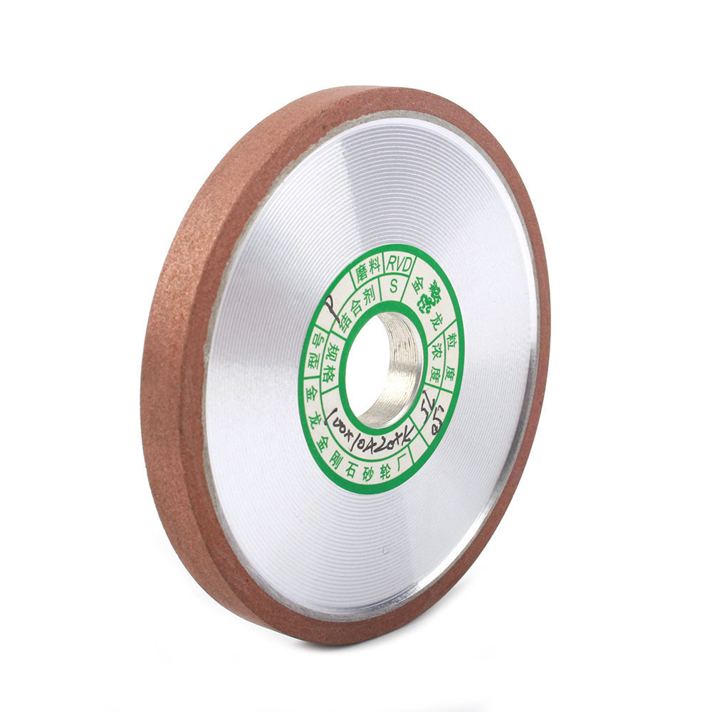 100mm Diamond Grinding Wheel Diamond Discs Sharpening Diamond Blades For Metal Tungsten Steel Milling Cutter Tool Grit 150|Grinding Wheels| |  - title=