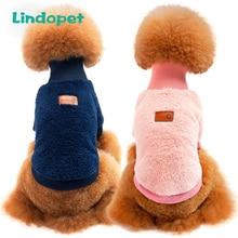Одежда для собак Зимний теплый собачий пуловер для домашних животных, пальто для щенков, Рождественская одежда, толстовки для маленьких средних собак, щенков