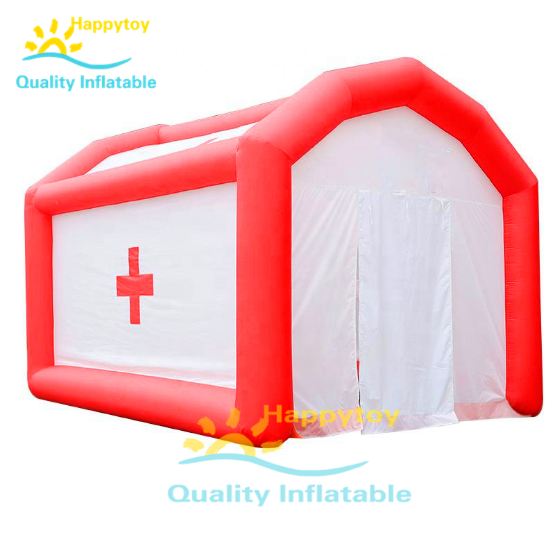 Portable Emergency Sterilization Tunnel Inflatable Disinfection Warehouse For Mall