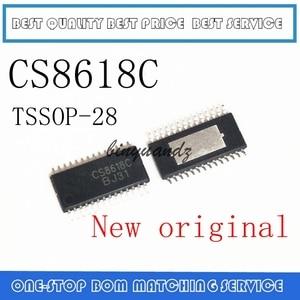Image 1 - 5 قطعة ~ 20 قطعة CS8618 CS8618C TSSOP 28 جديد الأصلي