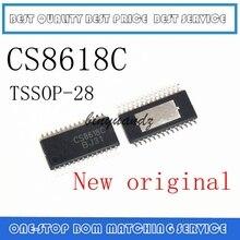 5 Pcs ~ 20 Pcs CS8618 CS8618C TSSOP 28 Nieuwe Originele