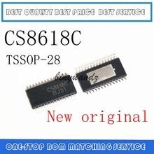 5PCS~20PCS CS8618 CS8618C TSSOP 28 New original