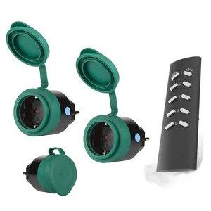 mini IP44 16A 3680W EU Plug 3p