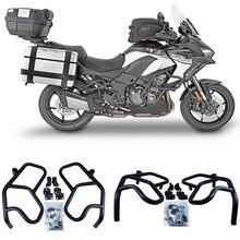 Защита двигателя мотоцикла Шоссейная полоса буферная рама защитный